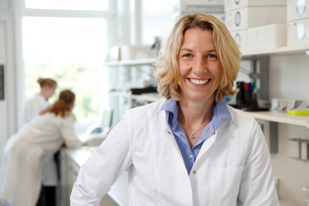Die Forscherin: Dr. med. Dr. rer. nat. Saskia Biskup, CeGat GmbH, entrepreneurin.eu, Universität Hohenheim